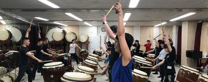 和太鼓教室2018 秋冬講座 情報更新いたしました。