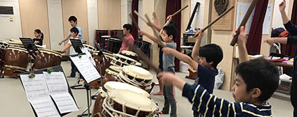 和太鼓教室2019 単発講座のお申込みスタート